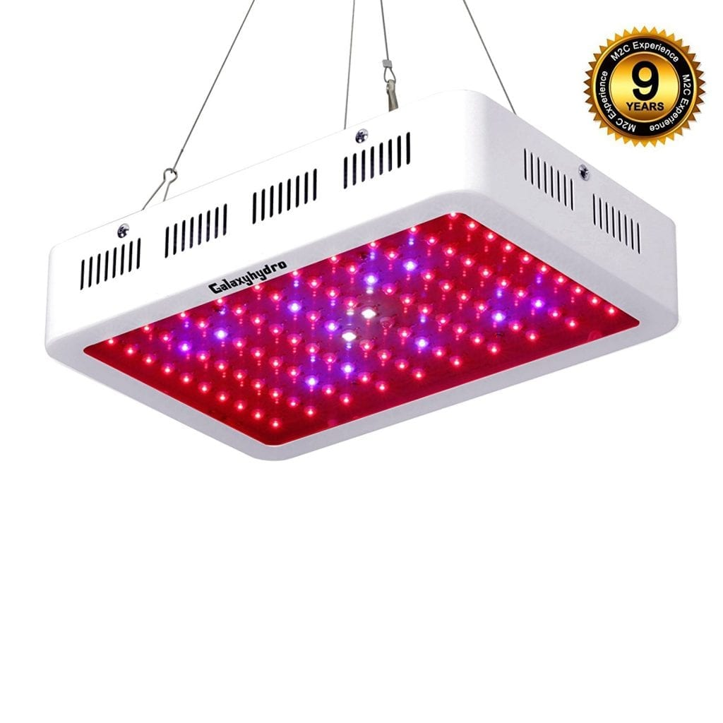 Roleadro GalaxyHydro 1000 watt grow light