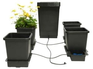 Autopot 4pot System Gravity Fed Watering Hydroponic System