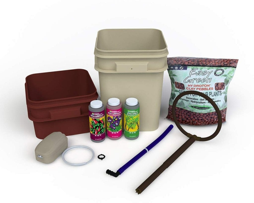 General Hydroponic Waterfarm Complete Kit
