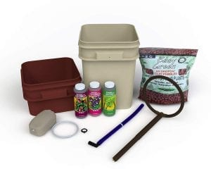 General Hydroponic Waterfarm Complete Kit