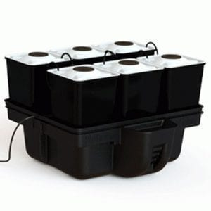 Platinium Aerostar Pots Hydroponic System for Weed