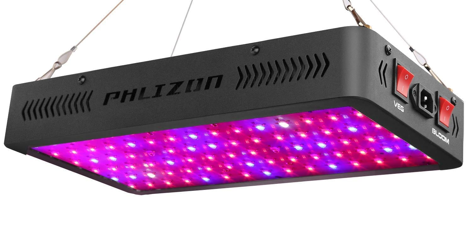 Phlizon Newest 900w Led Grow Light Review Growyour420