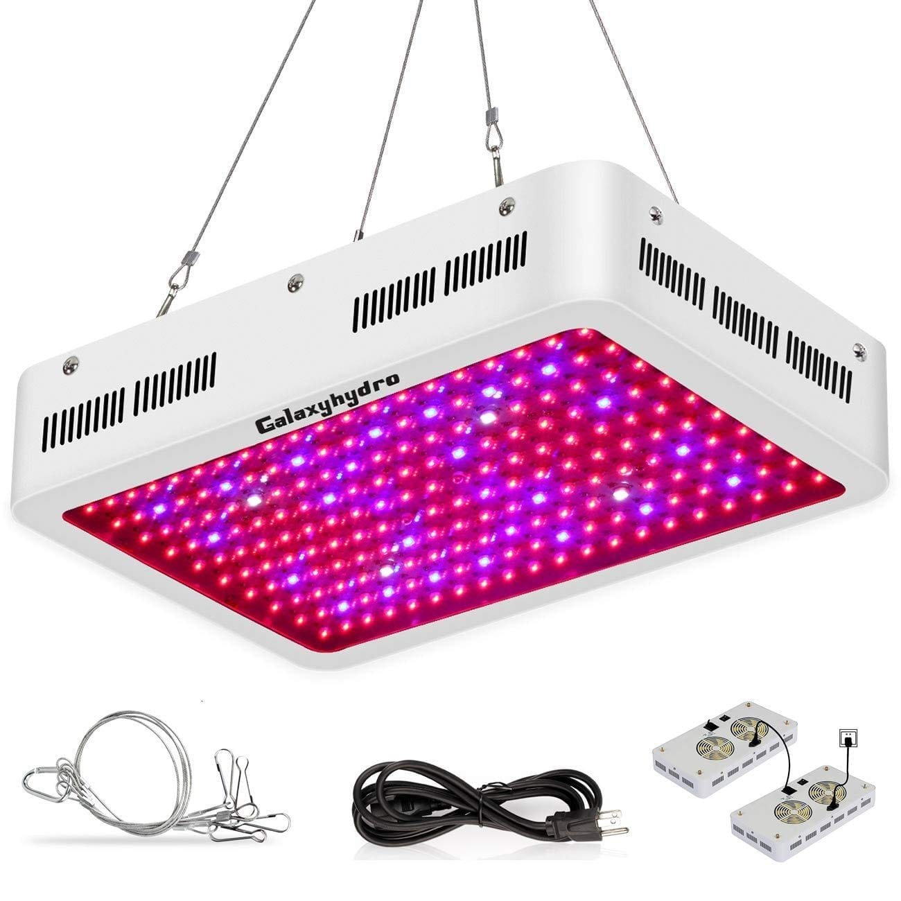 Roleadro Galaxyhydro 2000w Led Grow Light Review Growyour420