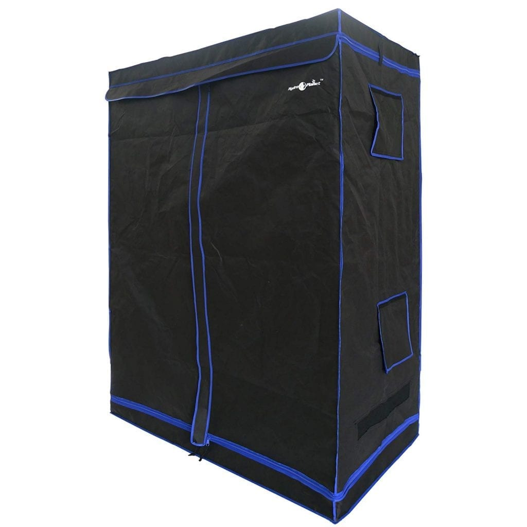 HydroPlanet Mylar Hydroponic EXTRA-THICk Canvas