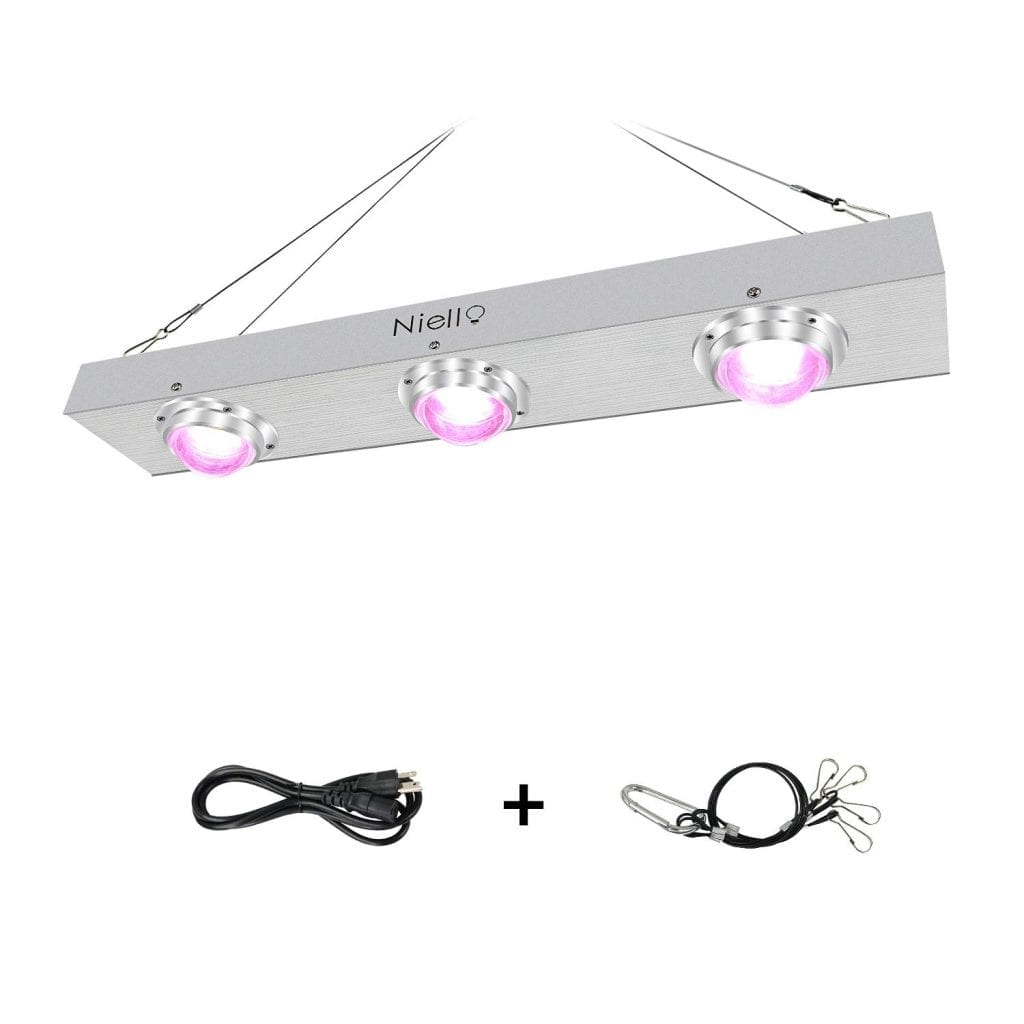 Niello 600W COB LED grow light