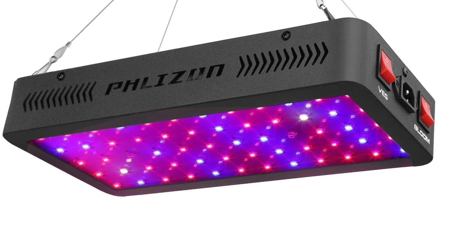 Phlizon Newest 600w Led Grow Light Review Growyour420