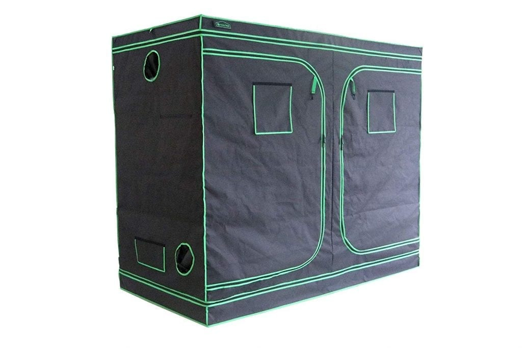 Green Hut 4x8 grow tent