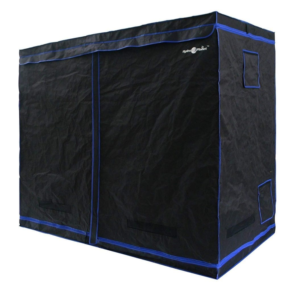 Hydroplanet 4x8 grow tent