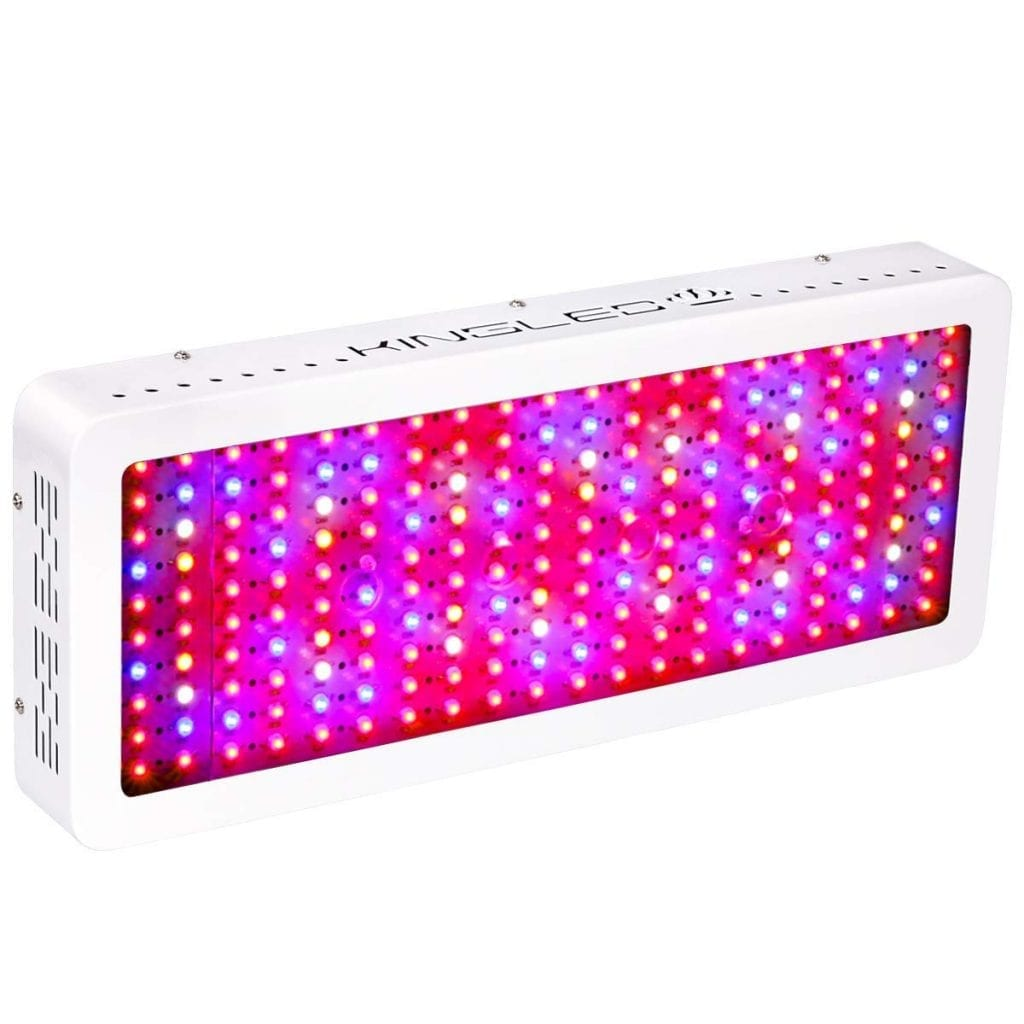 King Plus 2000 watt LED grow light