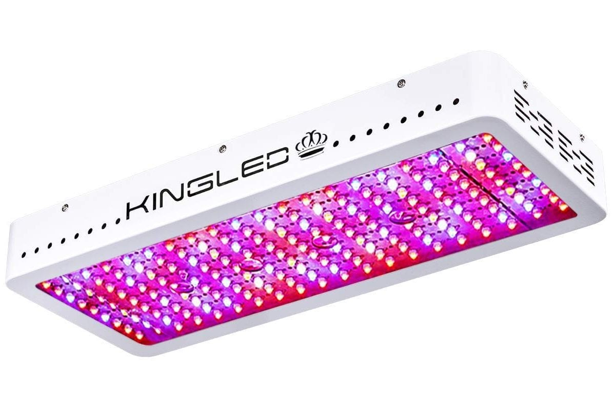 King Plus 2000w Led Grow Light Review Growyour420