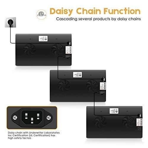 MarsHydro ECO 600w daisy chain function