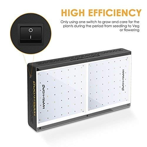 MarsHydro ECO 600w high efficiency