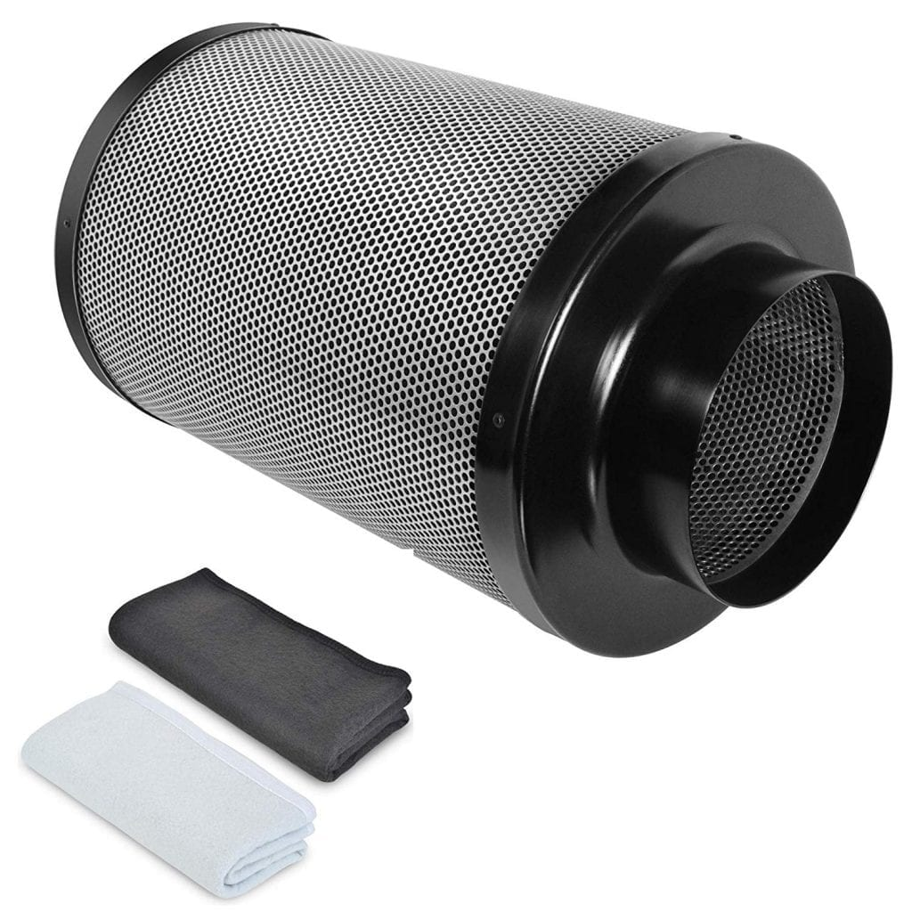 Terrabloom 8 inch carbon filter for grow room