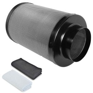 Terrabloom 8 inch carbon filter