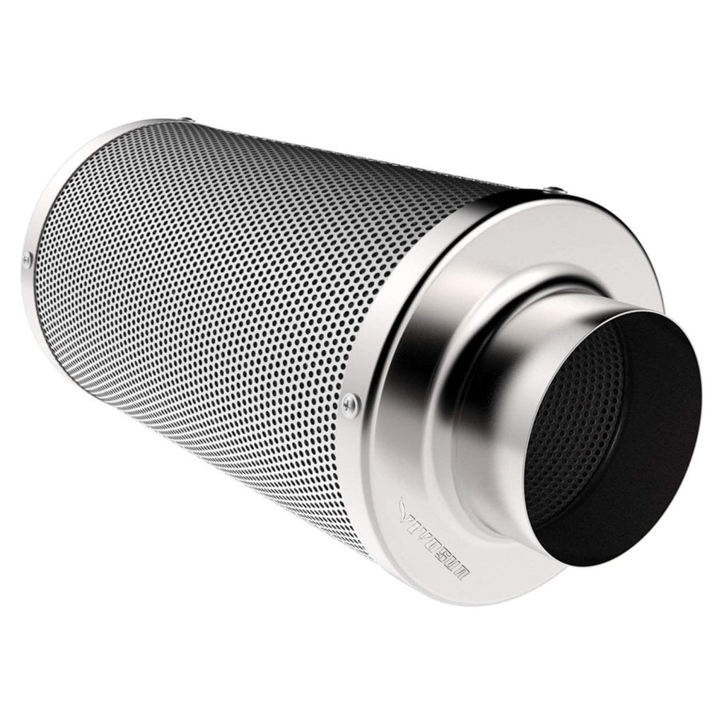 Vivosun 6 inch carbon filter