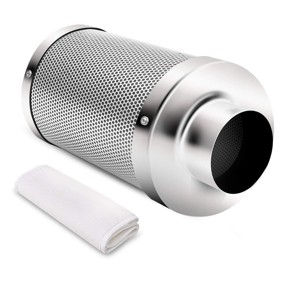 iPower 4-inch carbon filter for grow room