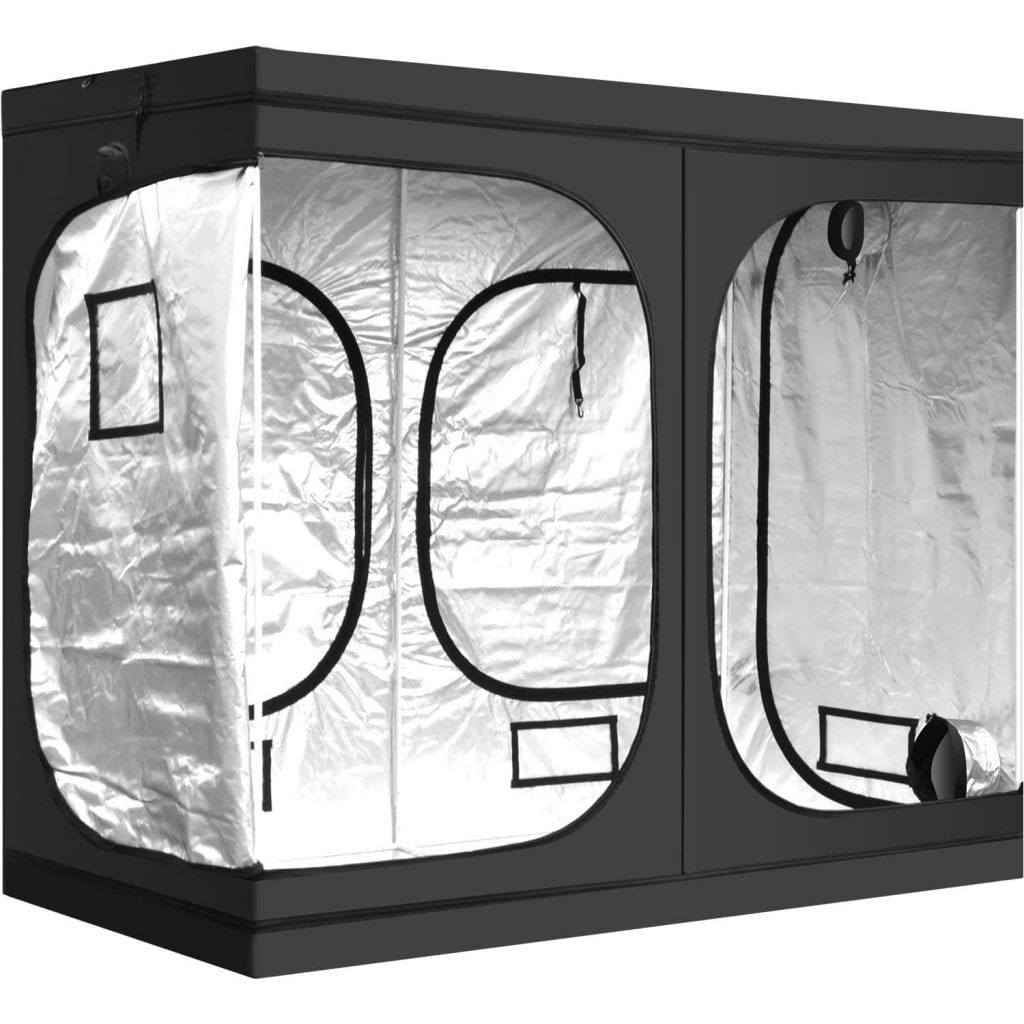 iPower 4x8 grow tent
