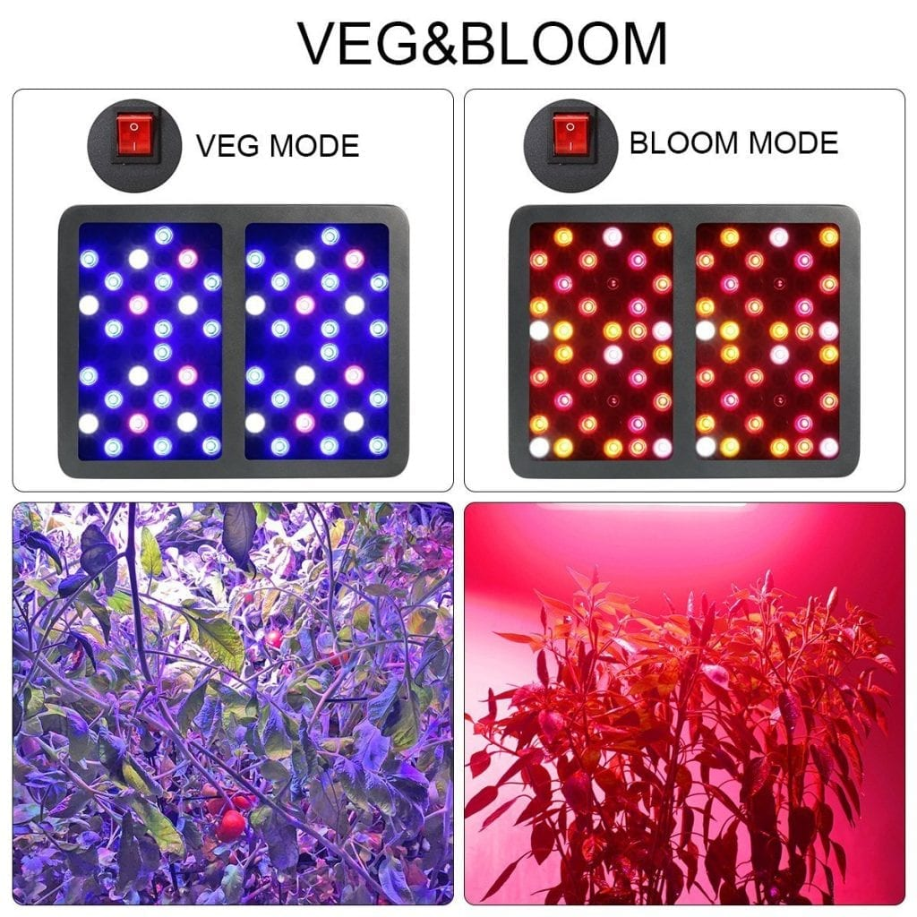 BESTVA 1200 watt VEG BLOOM Switch