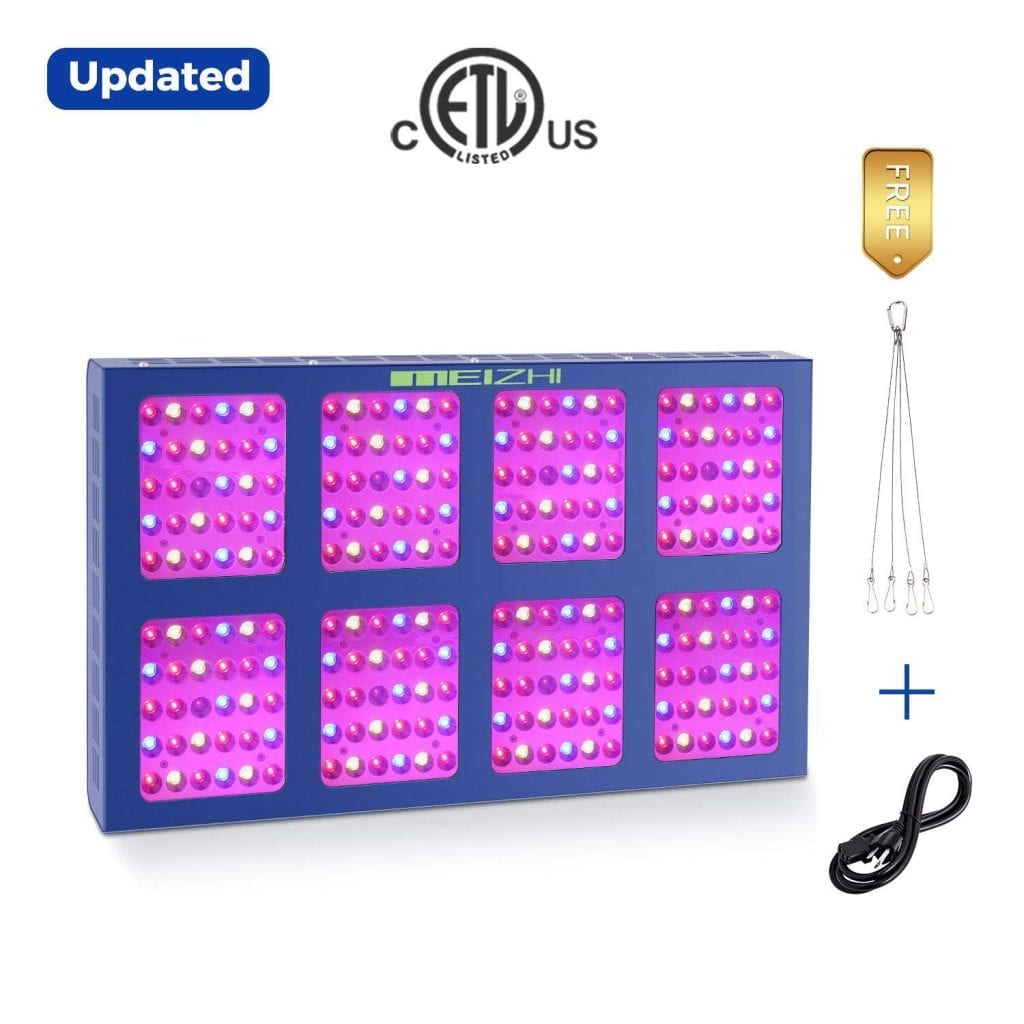 Meihzi 1200 watt LED grow light