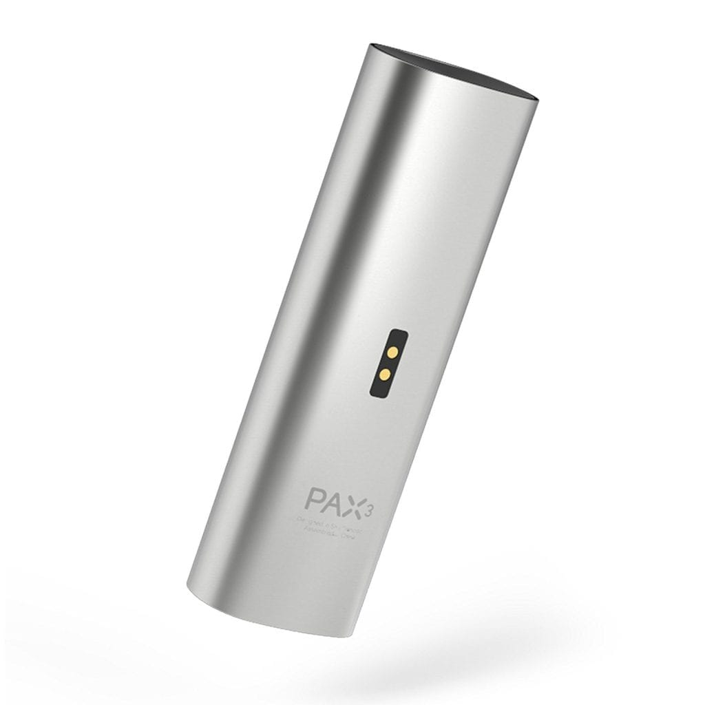 PAX 3 portable vaporizer for weed