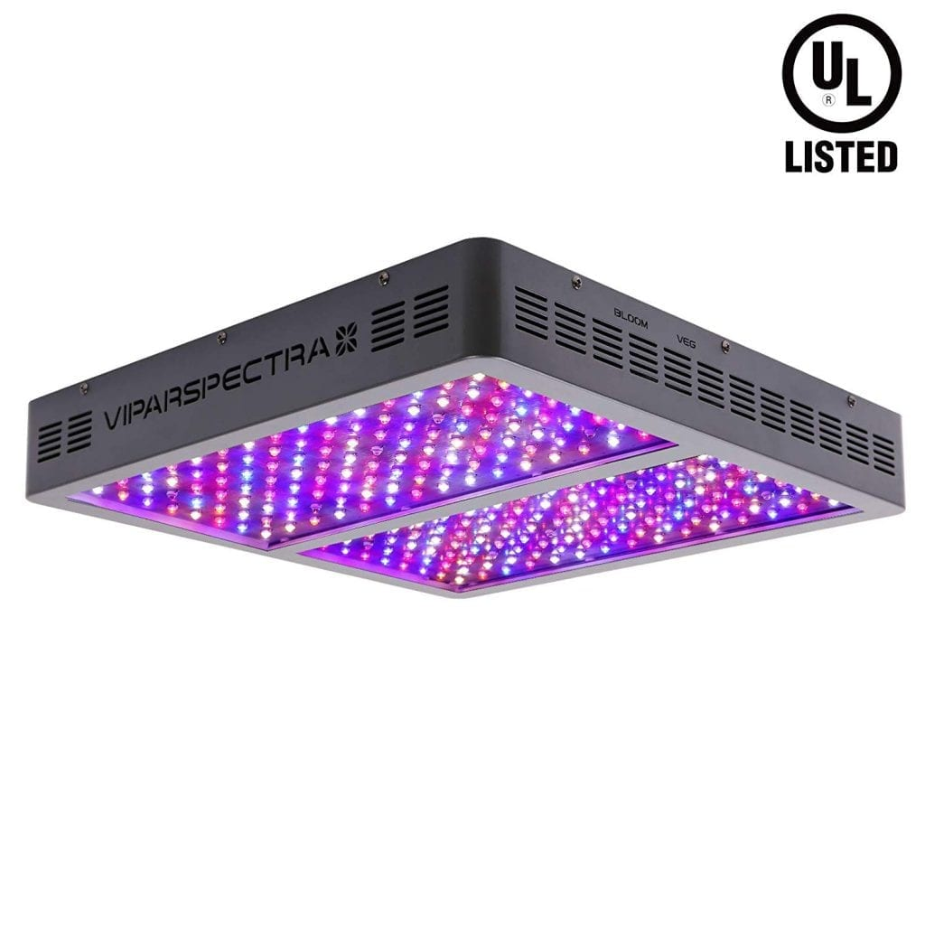 Viparspectra V1200 LED Grow Light