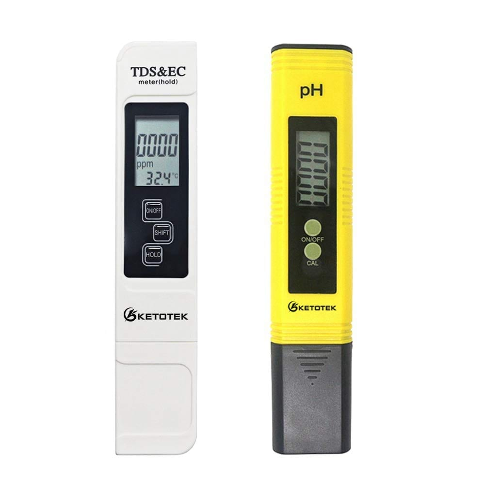 KETOTEK soil pH tester