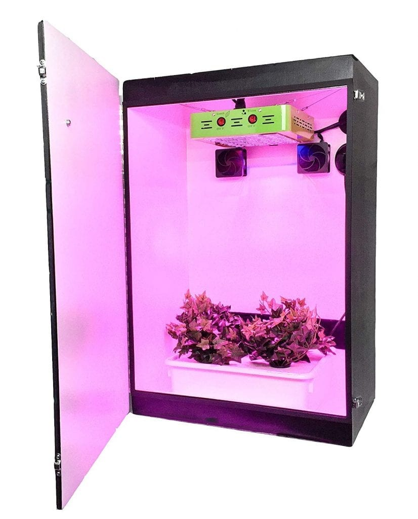 Fine 10 Best Stealth Grow Box Cabinet Reviews Growyour420 Interior Design Ideas Tzicisoteloinfo