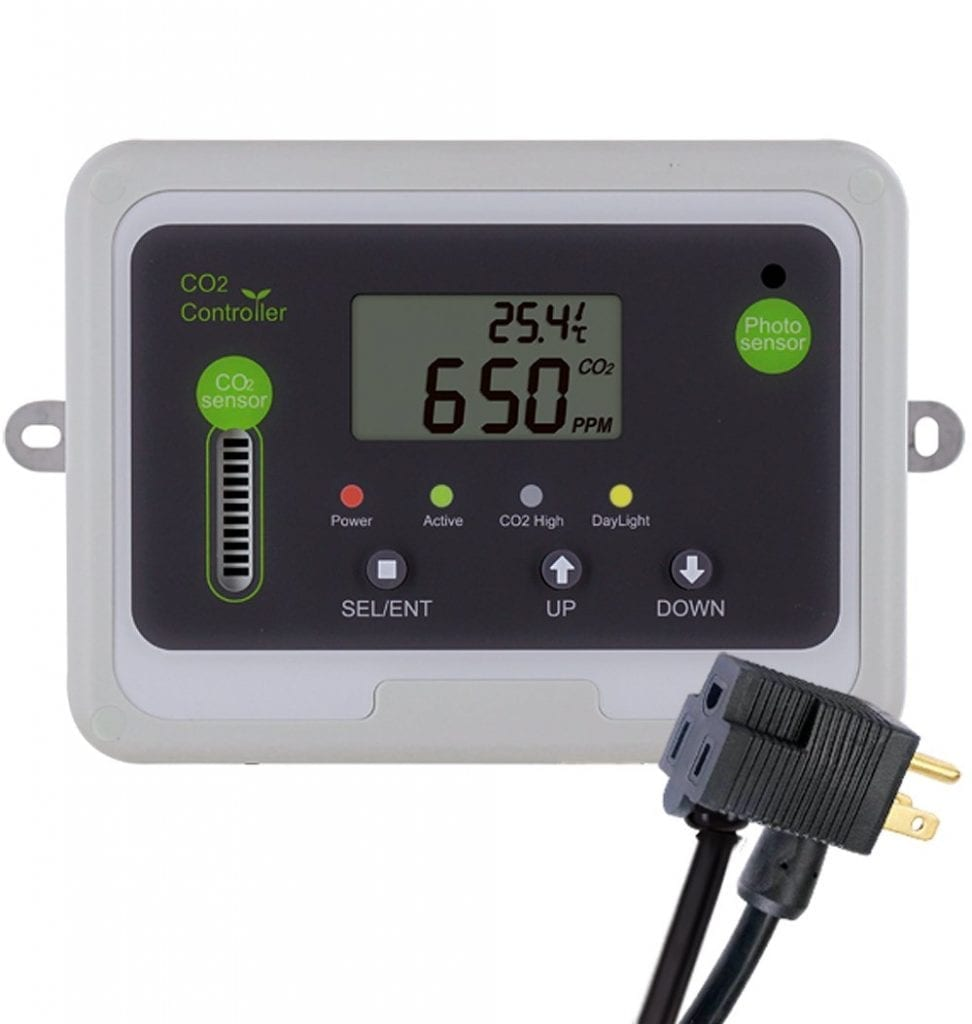 Day and Night Grow Room Controller