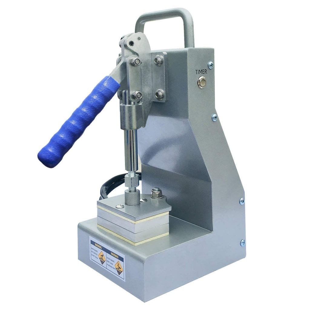 Dulytek DM800 - Best Personal Rosin Press