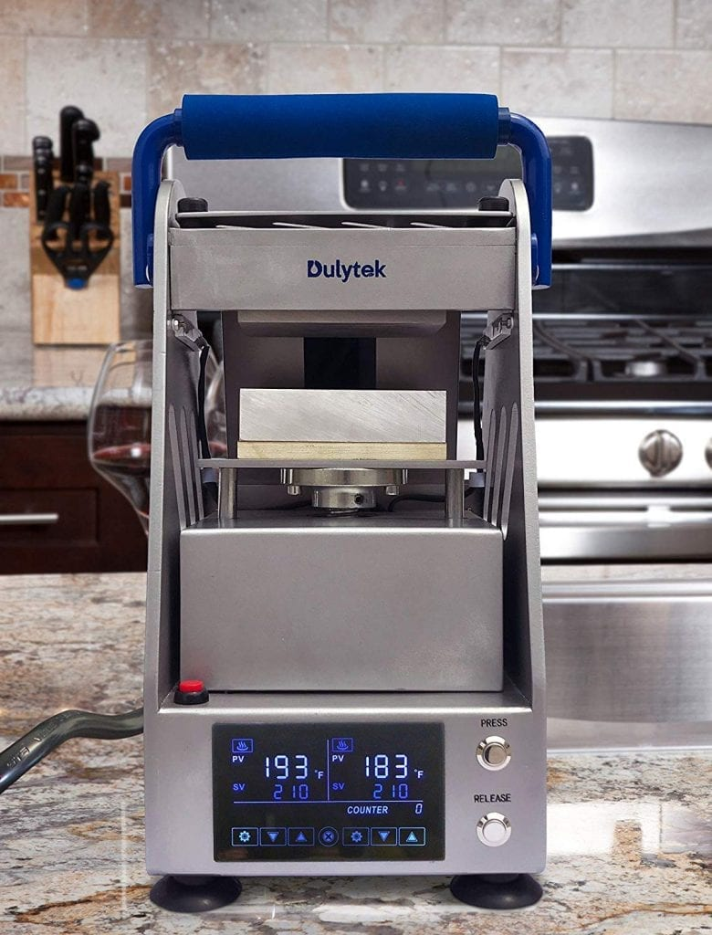 Dulytek DW6000 electric heat
