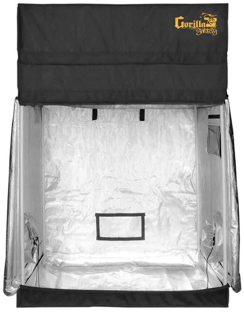 Gorilla Grow GGTSH24 Grow Tent Inside