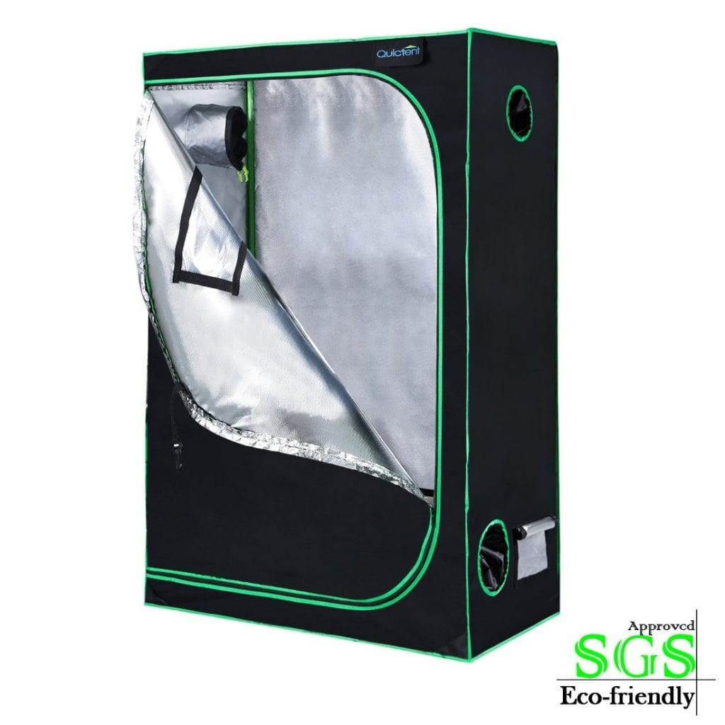 Quictent SGS Approved Eco-Friendly 48x24x72