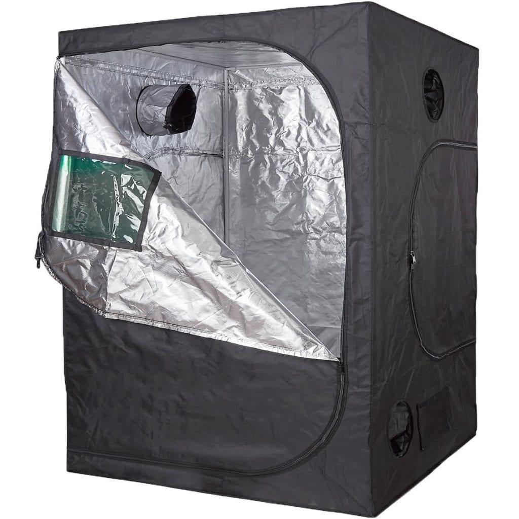 TopoLite 5x5 Grow Tent