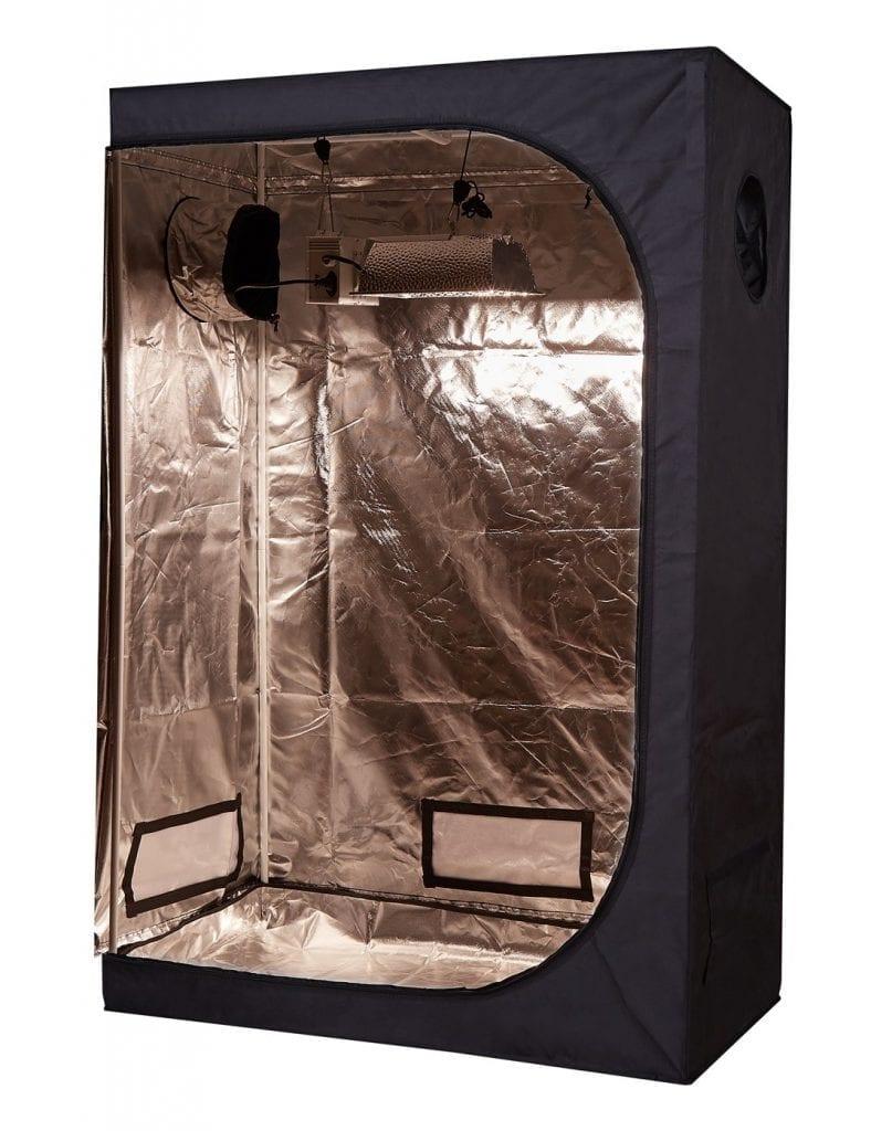 TopoLite Full Range Multiple Sized 48x24x72 Grow Tent