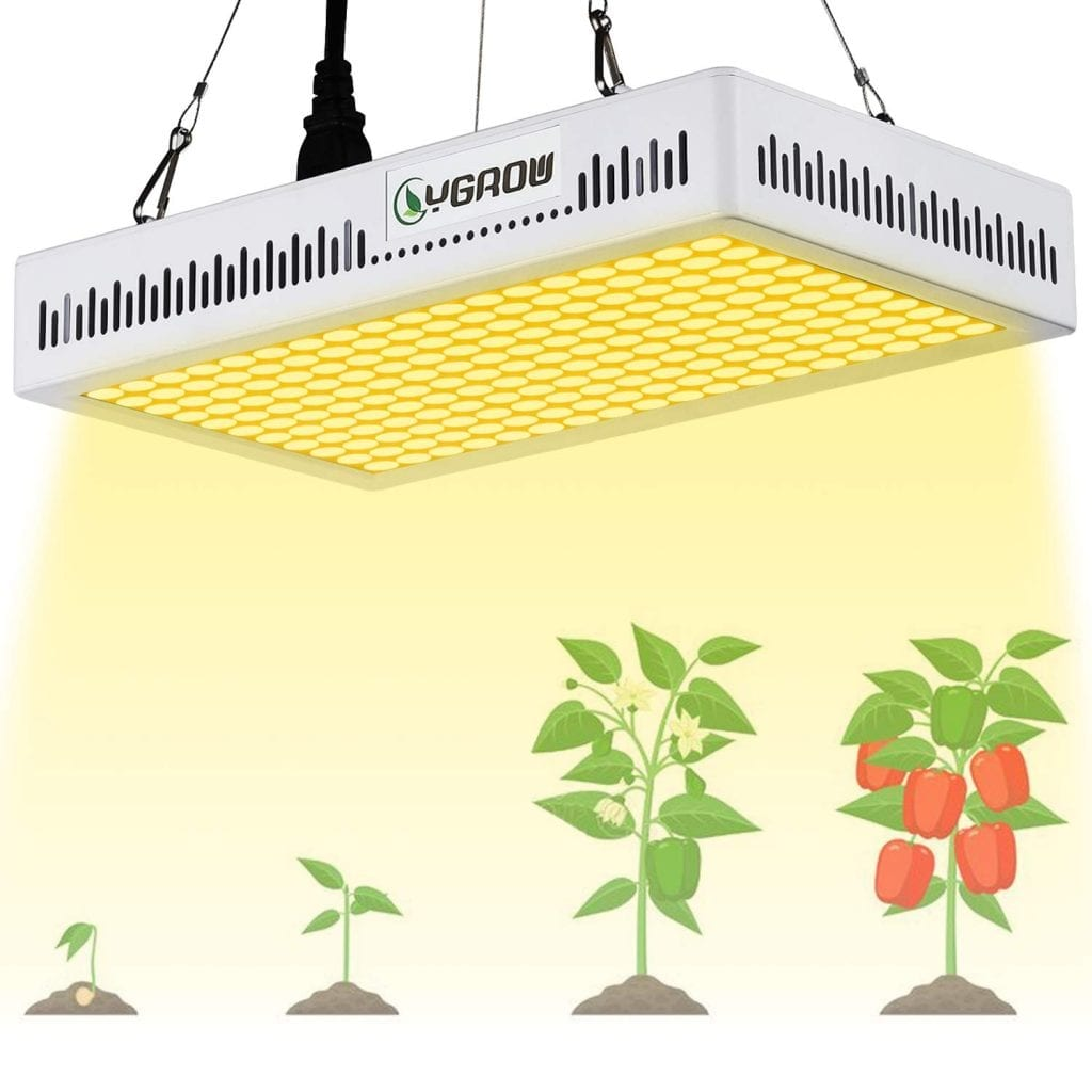 YGROW 600 Watt Grow Light