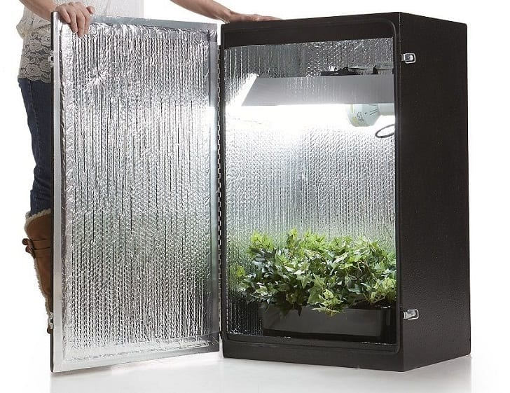 How to make your own DIY grow box?