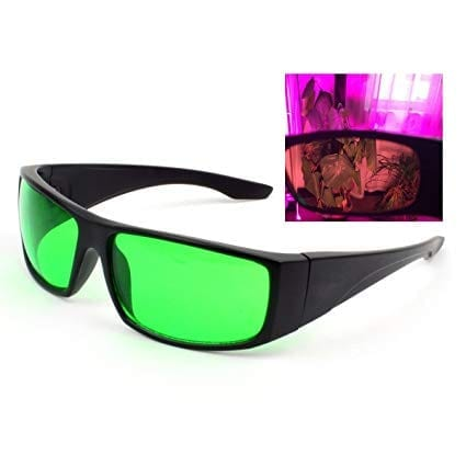 grow room protective glasses