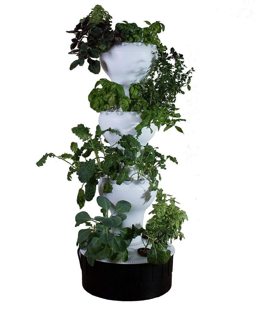 Foody 12 - Vertical Hydroponic Garden