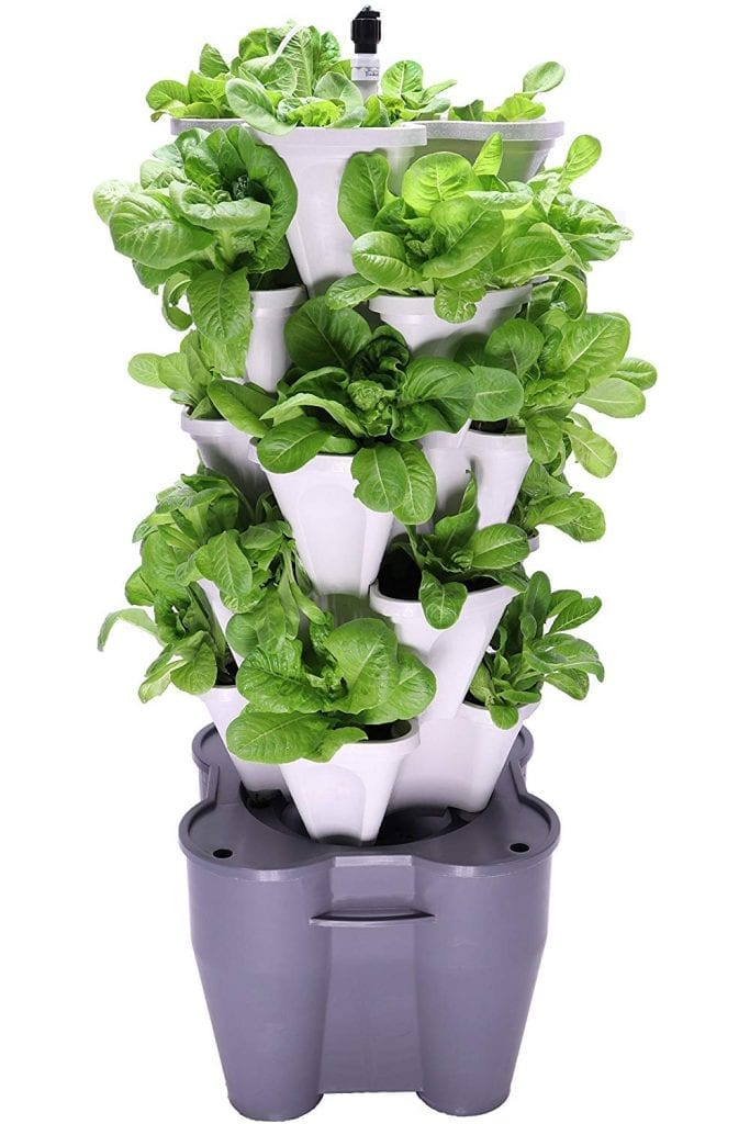 Mr Stacky Smart Farm - Automatic Self Watering