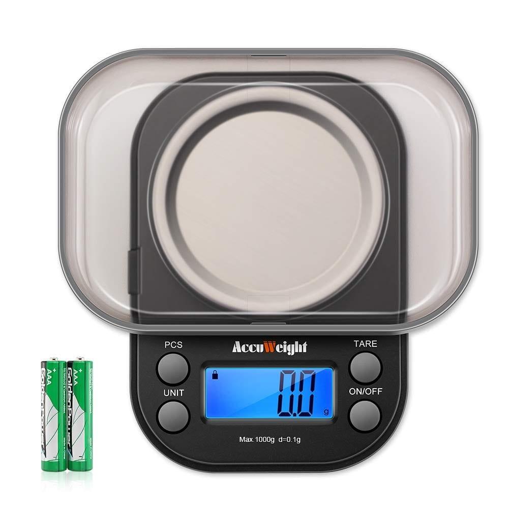 AccuWeight Mini Pocket Gram