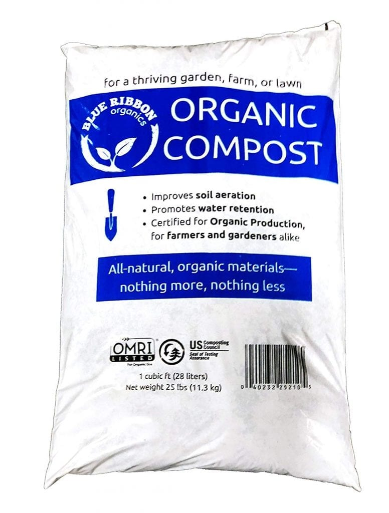 Blue Ribbon Organic Soil for Cannabis