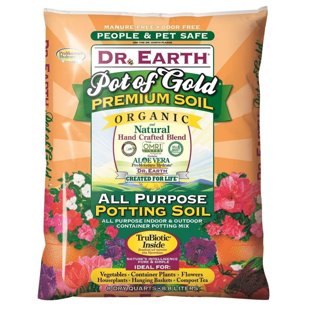 Dr Earth Gold