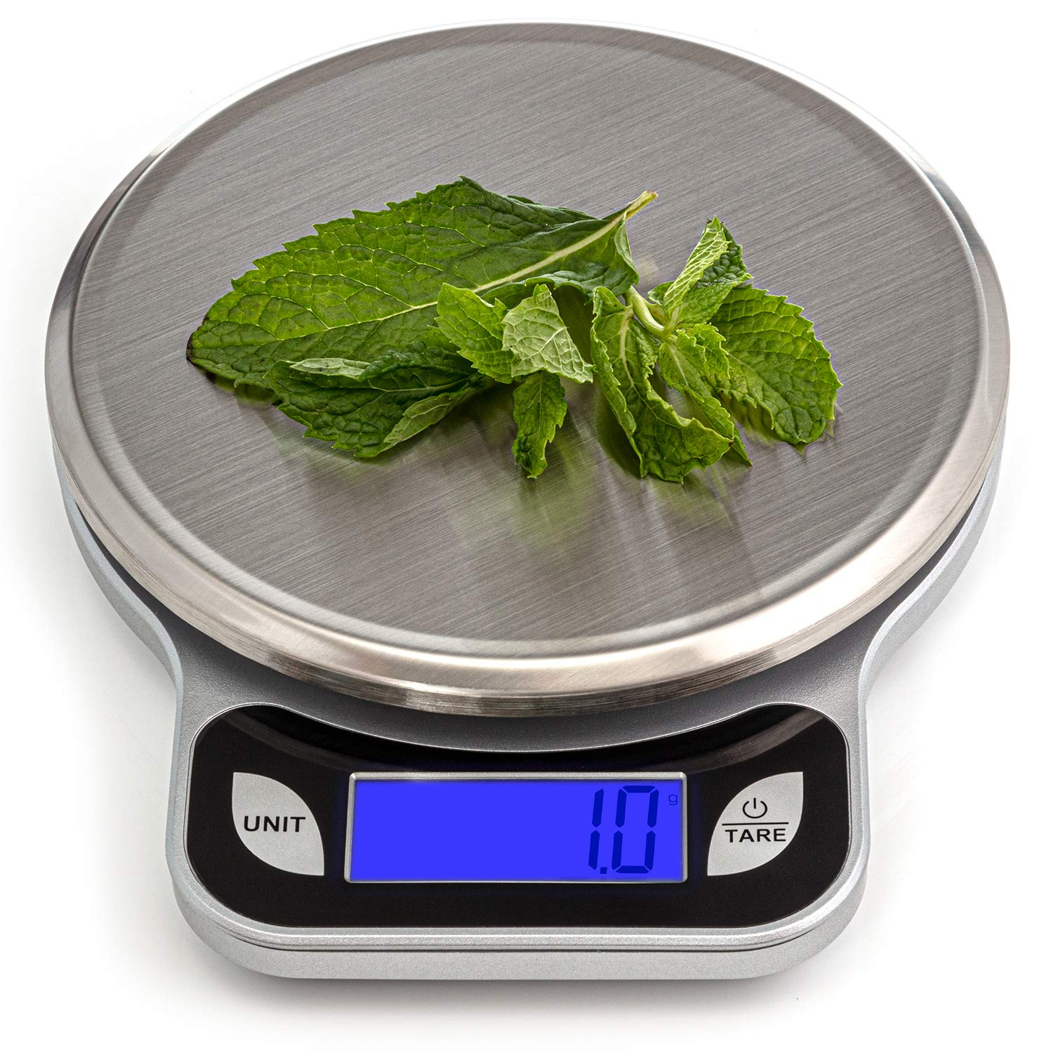 Digital scale for weed