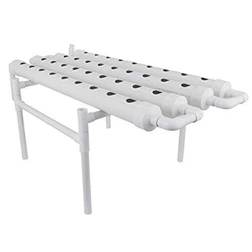 INTBUYING 36 Holes Hydroponic Site Grow Kit