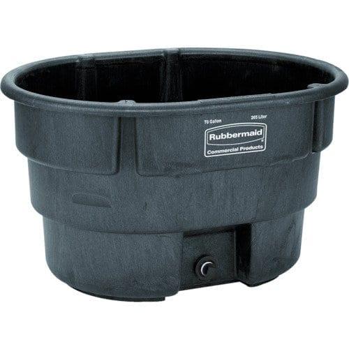 Rubbermaid Commercial Fg424288Bla Structural Foam Stock Tank