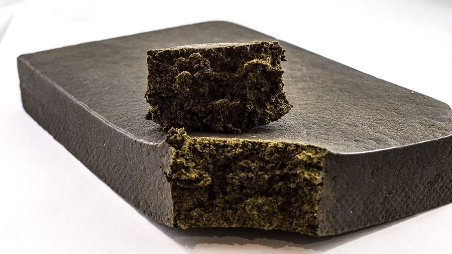 A block of hash