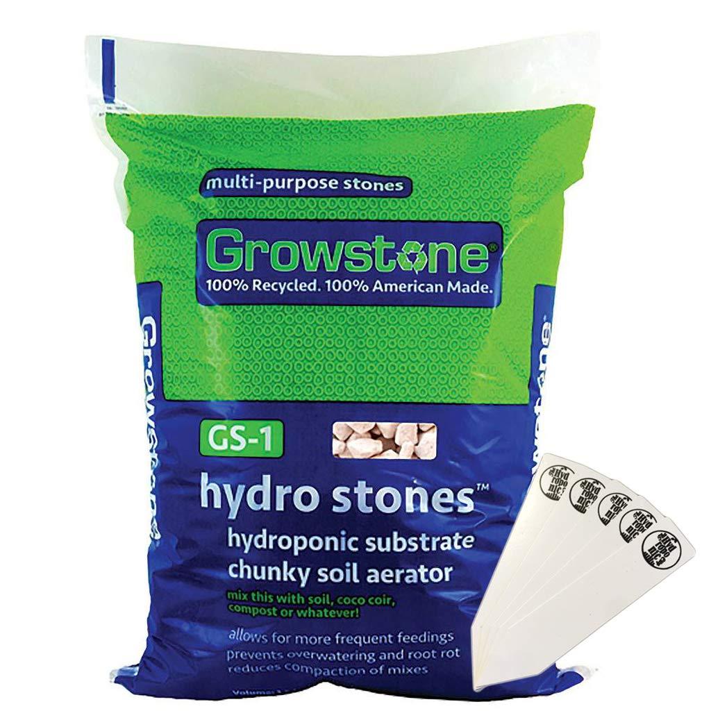 Growstones - hydroponic grow medium