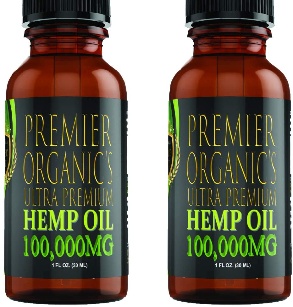 Premier Organics Oil