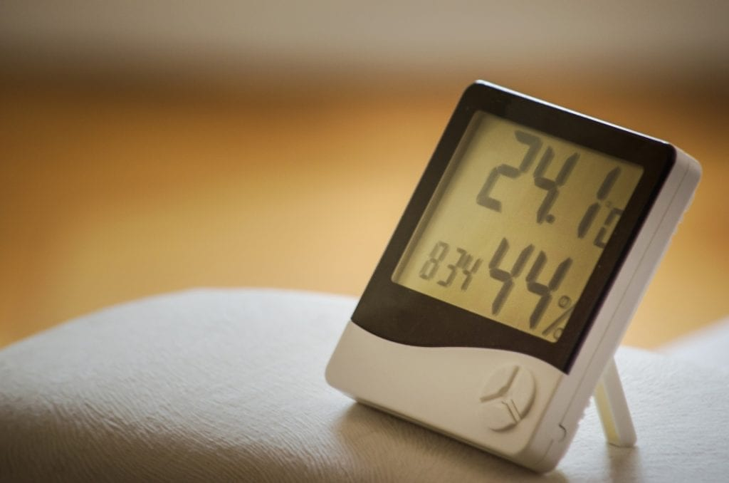 what is Thermometer Hygrometer