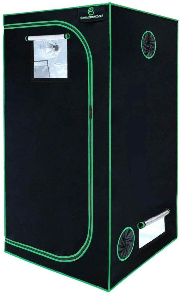 Green Architecture 2x2 Grow Tent